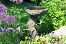 Bird Baths / by eclectic cottage