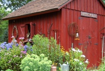 Garden Structures / by eclectic cottage