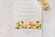 Wedding Inspiration:Stationery
