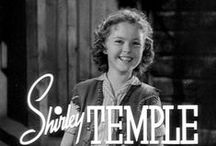 Shirley Temple / Born April 23, 1928. Died Feb 10, 2014. My favorite Child star. R.I.P. Shirley / by Courtney Hughes