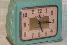 Tick tock little old clock