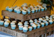 Cakes - Classic & Contemporary / Take a peek at these scrumptious classic & quirky contemporary cake  ideas for your big day #nomnom #wedding #weddingcake #tipiwedding #teepeewedding #outdoorwedding