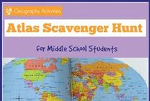 Teaching Geography / Teaching Geography lessons, activities, and help for #homeschool students. / by CHEWV