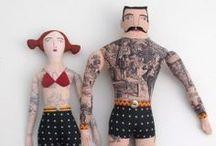 Tattoo my dolly
