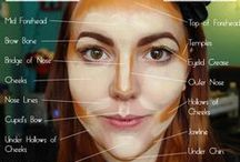 Beauty - Make up (prepare skin) / Learn make up tricks to get ready for any moment. Focus on contouring and concealing practice. ♥ BONUS: HOW TO TAKE A GOOD CARE OF YOUR MAKE UP PRODUCTS! ♥
