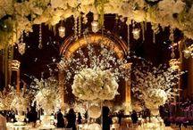 Wedding Decoration / The dream decoration for the dream day come true!