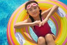 Summer Fun / Practicing Sun Safety during Summer! #sunprotective #clothes #sunsafety #LittleLeaves
