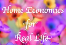 Teaching home economics / Teaching home economics to #homeschool students. / by CHEWV