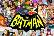 Batman (1960s) / Tv show and movie. I am a true Batman FAN :) / by Courtney Hughes