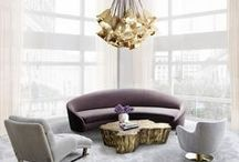 Living Room Decor Ideas / How to Decorate a Modern Living Room: http://homedecorideas.eu/category/interior-decoration/