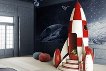 Kid Room Décor Ideas / How to decorate a kid´s room in a very special way! http://homedecorideas.eu/