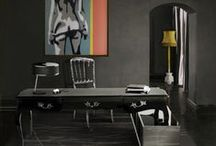 Home Offices / How to Decorate you Modern Home Office: http://homedecorideas.eu/