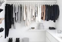 INTERIOR Walkin Closet / ideas for wardrobe / walkin closet