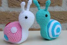 Adorable Amigurumi Patterns / My favorite Amigurumi / Crochet  designs  / by MarloomZ Creations