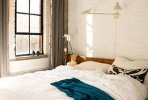 B E D R O O M INTERIORS / Bedroom interior styling