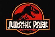 Jurassic Park / Todo sobre las cuatro (hasta ahora) películas de la saga / by Yonatan Ayala