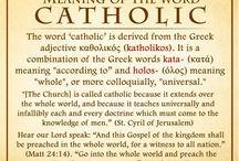 Catholic facts