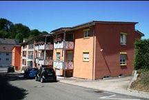 """""""Haus Sonneneck"""" in Pfinztal-Wössingen / Altersgerechte 2-Zimmer-Wohnung in der AWO betreuten Seniorenwohnanlage """"Haus Sonneneck"""" in Pfinztal-Wössingen, die sich auch hervorragend als Kapitalanlage eignet!"""