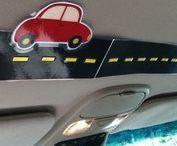 Occuper les enfants en voiture