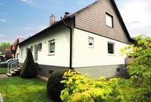 Familienidyll mit traumhaftem Garten / Einfamilienhaus in ruhiger und grüner Lage von Pfinztal-Söllingen, ca. 135 m² Wfl.