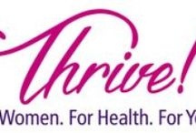 Thrive! events / Join our growing community of more than 5,000 women who have already joined Thrive!, a free membership program promoting women's health and wellness. For more information or to join visit www.ValleyHealth.com/Thrive.  / by The Valley Hospital
