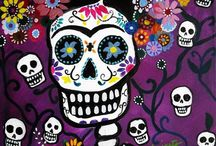 Dia De Los Muertos / by Crisselda Valdez