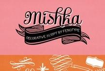 Mishka Typeface