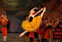 Ballet / Inspiration / by Maria Kudyakova