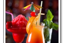 Cocktail Drinks / Perfect for a nice, hot, summers day :)