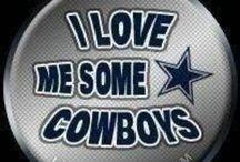 Dallas Cowboys!! / by Crisselda Valdez