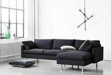 Sofaer / Skønne sofaer fra de populære producenter og designere. Du finder masser af andre sofaer på www.tendensshop.dk