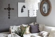 Interior ideas / Interiordesign, styling and inspiration