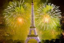 Fireworks & Happy New Year