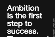 Career Inspiration / Motivation