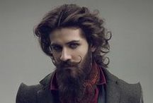 Awesome beards & hairstyles