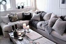 Mökkisisustuksia - Summer Cottage Interior Decorations