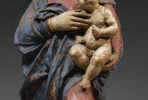 La madonna e il bambino