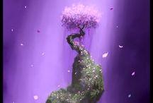 Tree / arbre-nature-vert