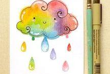 Ilustrações + outras artes
