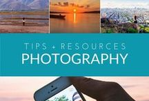 Photography Tips + Hacks / Don't know which DSLR camera is right for you? How about making the best out of your GoPro? Interested in iPhone only photography? Tips and resources from the travel blog: Travel-Break.net