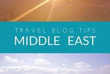 The Middle East Travel Inspo / Travel tips and inspiration on the Middle East including Israel and Abu Dhabi. From the travel blog: Travel-Break.net