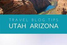 Utah and Arizona Travel