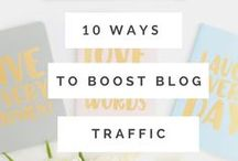 · BLOGGING · / A board of the best Social Media & Blogging Advice from others on Pinterest! How to grow your blog, social media presence and audience!