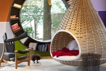 places to : read