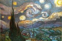 Van Gogh Art / by Suzanne Toledo