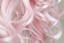 Pink Hair and Pink Hair Inspiration / Pink hair and pink hair inspiration to inspire our stylists at The Point, Brighton