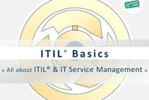 ITIL / The Infrastructure Library ITIL: ITIL 2011, ITIL V3 & V2, ISO/IEC 20000 and IT Service Management (ITSM). The ITIL recommendations enable IT organizations to deliver their services in a quality-driven and economical way. | Source: IT Process Wiki: wiki.en.it-processmaps.com/  --  ITIL® and IT Infrastructure Library® are registered trade marks of AXELOS Limited.