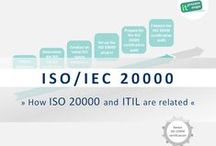 ISO 20000 | ISO/IEC 20000 / ISO 20000 and IT Service Management (ITSM): The basic principles behind ITIL and ISO/IEC 20000 are very much in line.  |  Source: IT Process Wiki: wiki.en.it-processmaps.com/   --  ITIL® is a registered trade mark of AXELOS Limited.