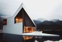 Architecture / by stine t. mills
