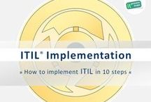 "ITIL Implementation / 10 Steps to implementing ITIL: The ""Implementation Guide in 10 Steps"" provides valuable information on how to set up and carry out ITIL implementation projects or ISO 20000 initiatives. 